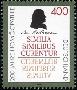 Stamp_Germany_1996_Briefmarke_Homöopathie_Samuel_Hahnemann