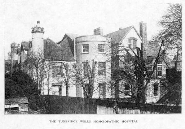 Tunbridge Wells Homeopathic Hospital (Foto: Homéopathe International)