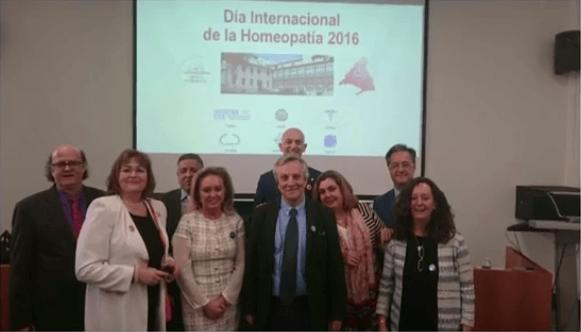 Resumen del Día Internacional de Homeopatía, Madrid 2016