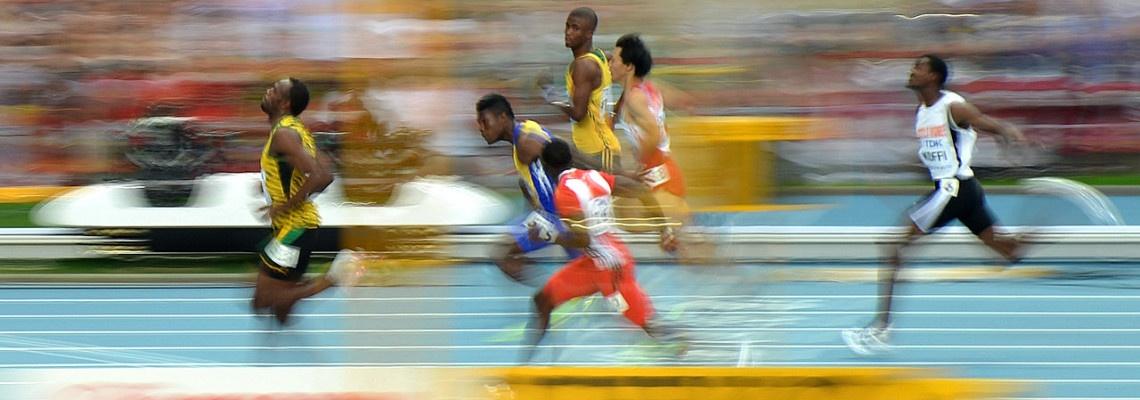 Usain Bolt triunfa en Rio 2016