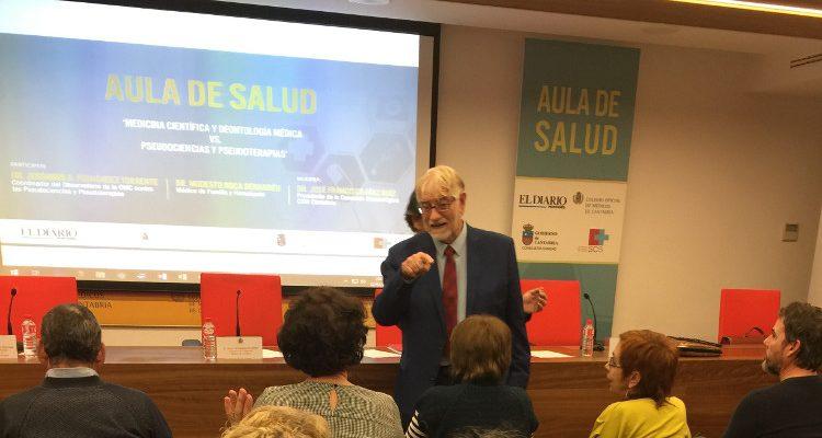 Posición de la OMC respecto a la homeopatía. A propósito de un debate celebrado en Santander el 22 de enero de 2019